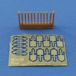 1/35 Russian E-tools small infantry shovel early style