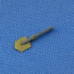 "1/35  Russian ""spetsnaz"" E-tools MPL-50 small infantry shovel late style"