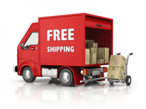 We Give a Free Shipping for Social Like/Share