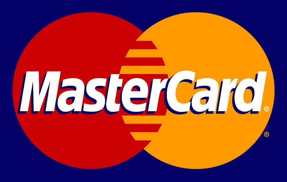 MasterCard payments available