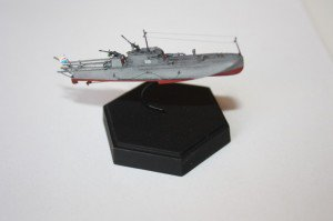 1/350 G-5 torpedo boat build