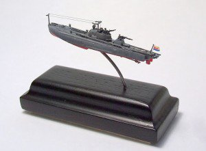 1/350 G-5 Torpedo boat by Michael Oserow