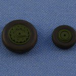 1/72 Su-15 TM Wheels set No mask