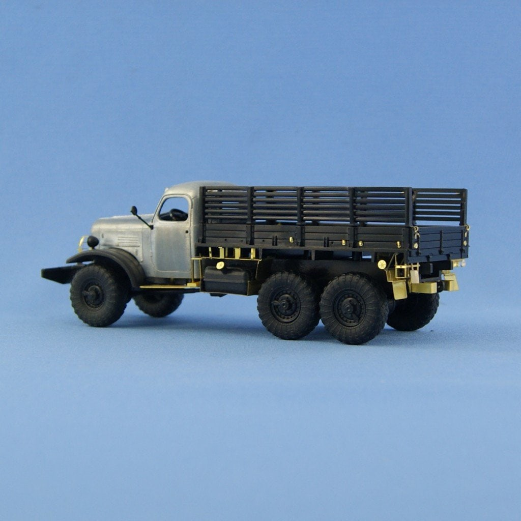 NEW photoetched set in 1/43 scale – ZiL-157 SSM