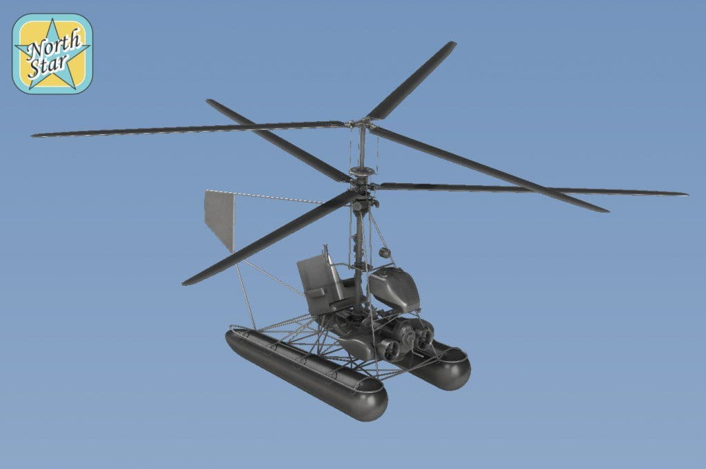 New products in 1/48 and 1/72 scale Engines, Helicopters, Wheels and more!