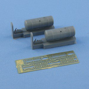 1/72 Additional internal fuel tanks for Mi-8 helicopter series