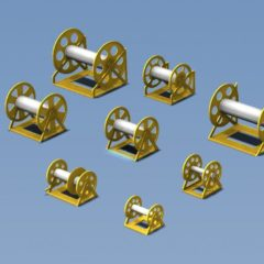 1/700 IJN WWII Cable reels
