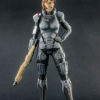 1/8 210 mm Savior of Galaxy Female without helmet Hand painted figure