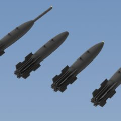 1/48 Set of 6 Mk-82  Snakeye bomb with Mk15 Mod IV Fin, 4 different noses + decal