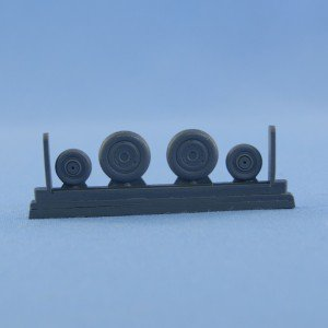 1/72 Su-15 TM Wheels set – Light series