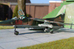 Build Trumpeter 1/48 MiG-23BN with NorthStarModels Kh-23 missiles