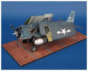 Build of 1/48 Wildcat with pack of aftermarket