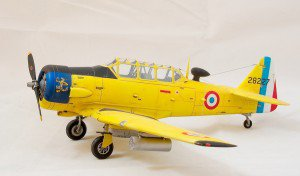 Italeri 1/48 Texan with NorthStarModels rigging loop