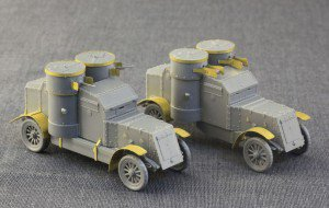 Coming soon – PE sets for Master Box kits Austin Mk III and Mk IV in 1/72