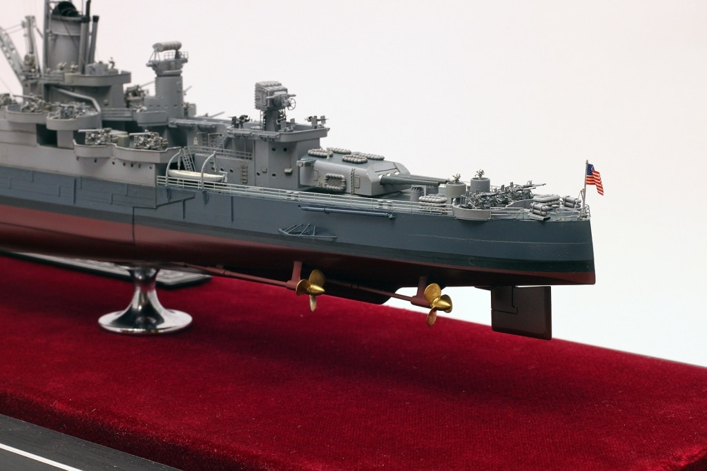 academy 1  350 uss indianapolis ca 35 with northstarmodels vector scale aircraft models vector scale mathematica