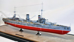 Zvezda 1/350 Sevastopol with NorthStarModels details set