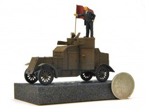 MasterBox 1/72 Austin MK III with NorthStarModels photo etched set