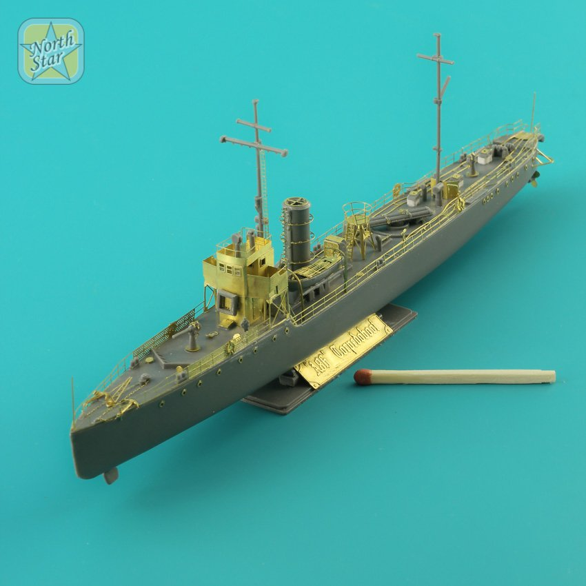 New 1/350 photoetched sets for ships