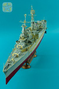 Coming soon – PE set for USS Indianapolis Academy 1/350
