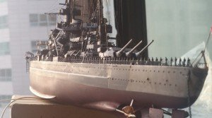 Dragon 1/350 German Battleship Scharnhorst with NorthStarModels figures