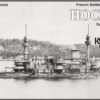 Combrig 1/700 French Hoche Battleship, 1886  resin kit #70078PE