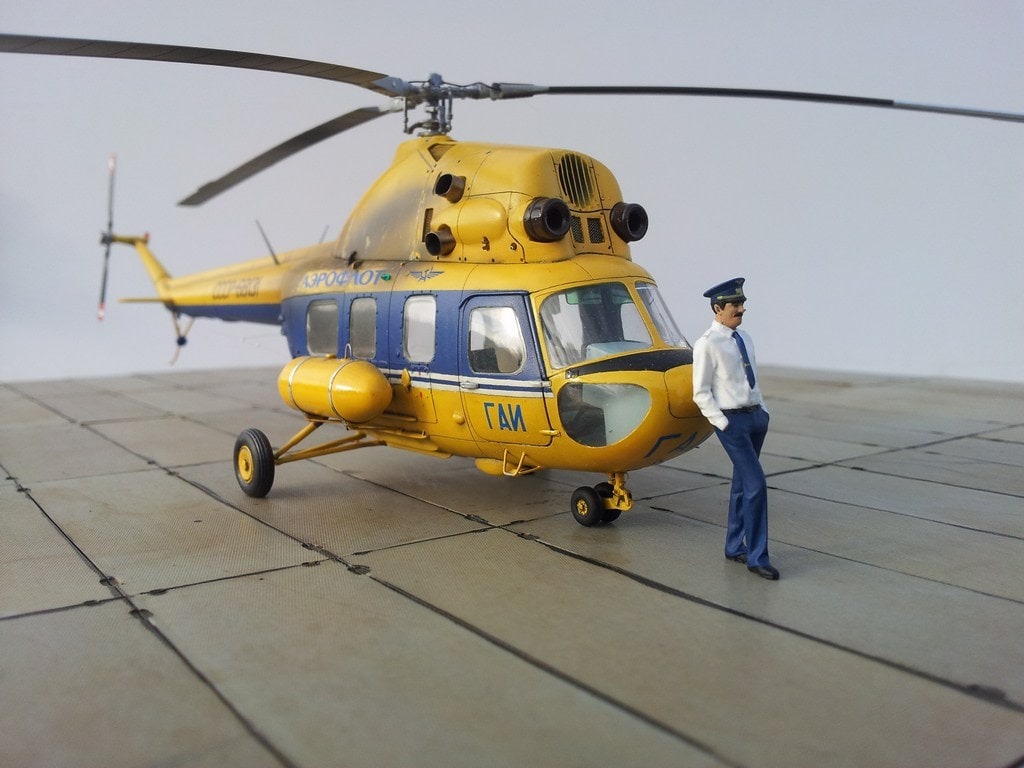 1/48 Helicopters