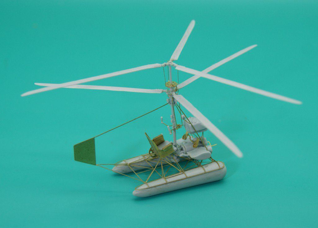 Helicopters – new items 1/72 and 1/48