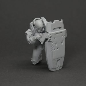 Cerberus troops 54 mm. Pre-order with discount