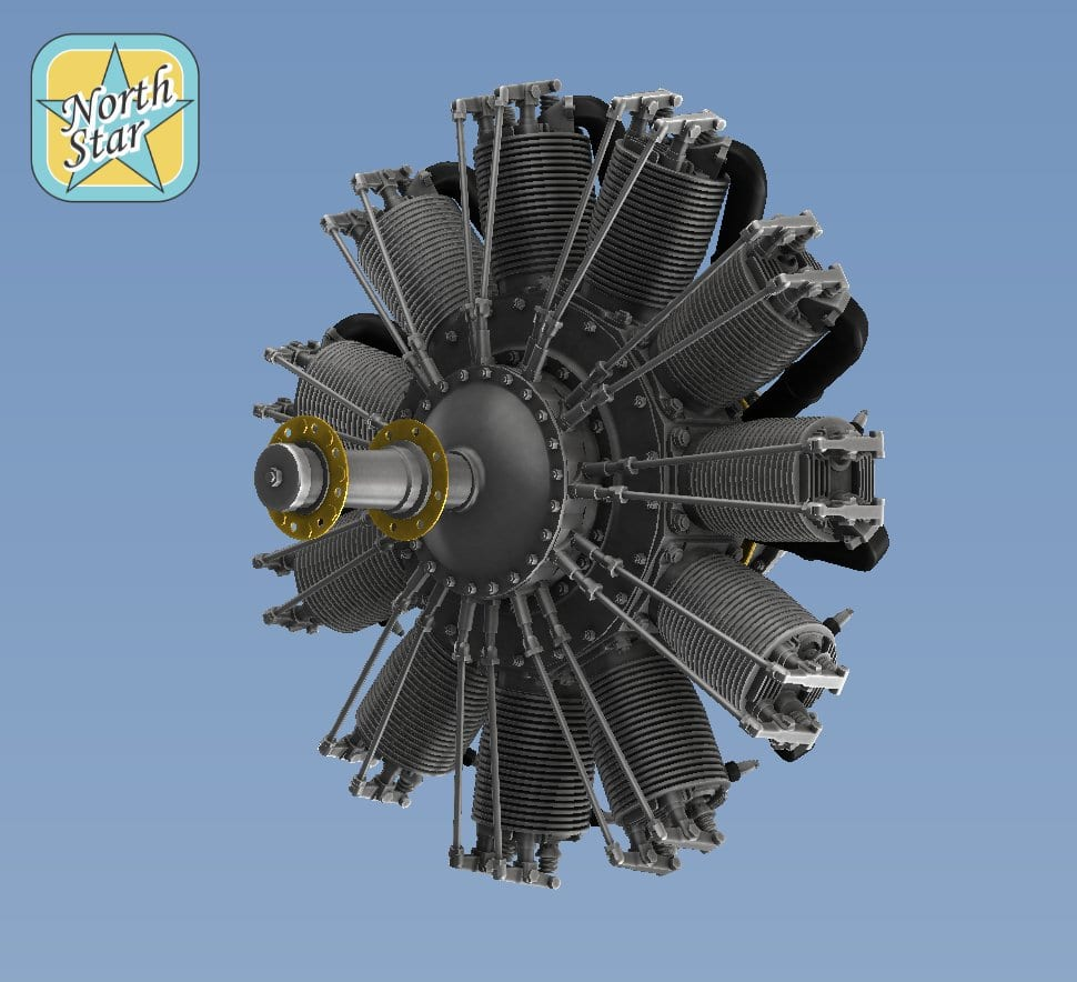 New items for Large scale Airplanes in Stock!