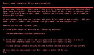 Ukraine Post Tracking system is damaged by the virus attack