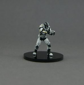 NEW 28 mm Mass Effect Game painted figures