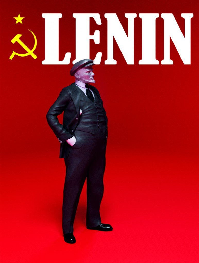 7 November – 1/43 Vladimir Lenin is coming