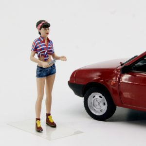 New 1/43 scale figures in stock