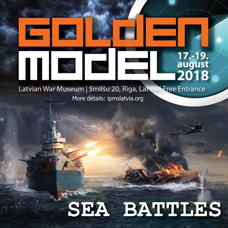 Golden Model 2018, Riga