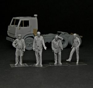 New 1/43 and 1/72 items in catalog