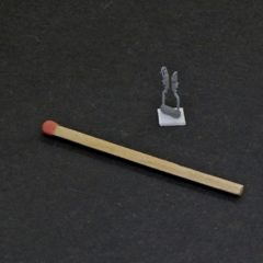 1/72 Soviet WWII fighters control stick Type 1 – set of 2 pcs