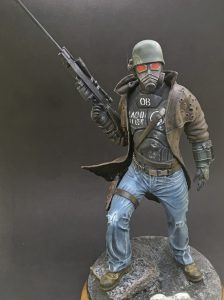 1/6 Fallout New Vegas Sniper is released