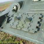 1/35 Towing Hooks type 2 for Soviet medium and heavy tanks and more (4 pcs in a set)