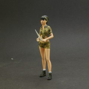 1/24 Dora the explorer – hand painted figure